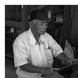 棹の製作、塗り、皮張り、ブーアテまでの全工程を自社一貫生産